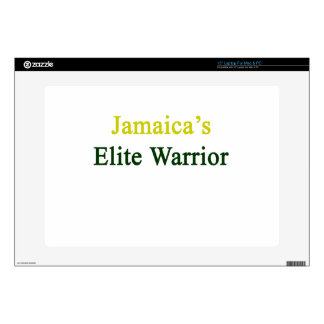 Guerrero de la élite de Jamaica Skins Para 38,1cm Portátil