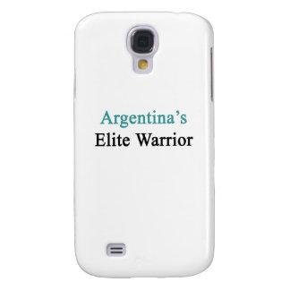 Guerrero de la élite de la Argentina Samsung Galaxy S4 Cover