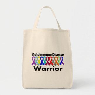 Guerrero de la enfermedad autoinmune bolsa tela para la compra