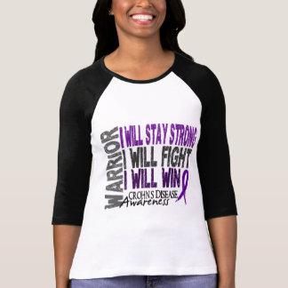 Guerrero de la enfermedad de Crohn Camiseta