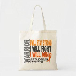 Guerrero de la esclerosis múltiple bolsa tela barata