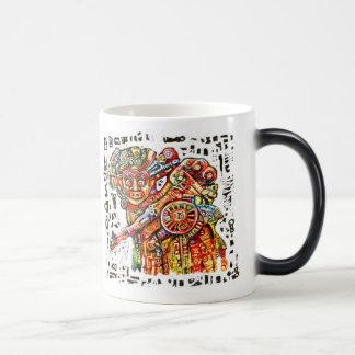 ** Guerrero de la luz ** Coffee Mug