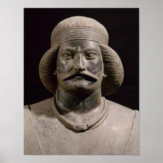 Guerrero de Parthian, de Shami, 01o ANUNCIO del si Póster