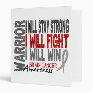 Guerrero del cáncer de cerebro