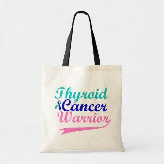 Guerrero del cáncer de tiroides bolsa