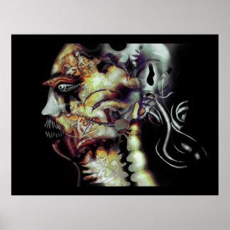 Guerrero del fantasma posters