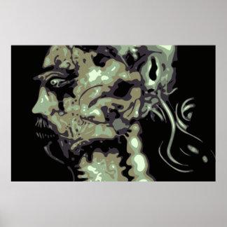 Guerrero del fantasma impresiones