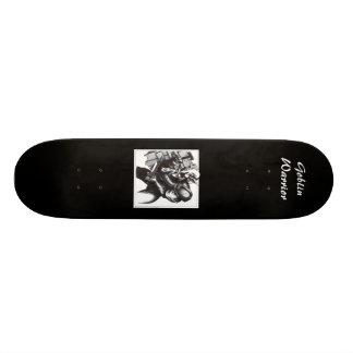 Guerrero del Goblin Skate Board