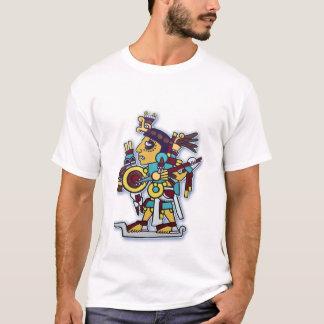 guerrero del mixtec playera