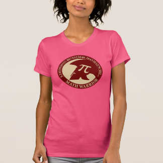 Guerrero del pi camiseta