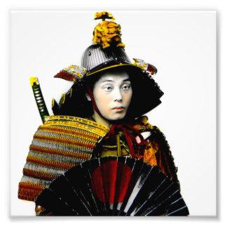 Guerrero del samurai del viejo 侍 del guerrero del fotografías