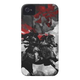Guerrero del samurai iPhone 4 fundas
