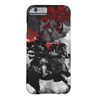 Guerrero del samurai funda de iPhone 6 barely there
