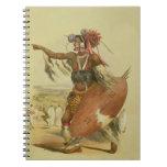 Guerrero del Zulú, Utimuni, sobrino de Chaka el úl Libros De Apuntes