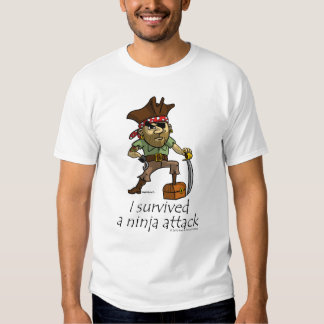Guerrero épico: Pirata Camisas