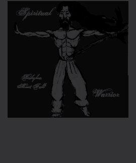 guerrero espiritual 2 camiseta