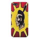 guerrero, guerrero iPhone 5 cárcasas