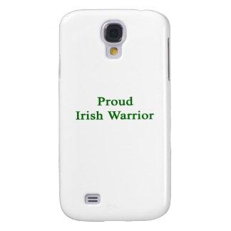 Guerrero irlandés orgulloso