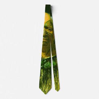 Guerrero maorí 1901 corbatas personalizadas