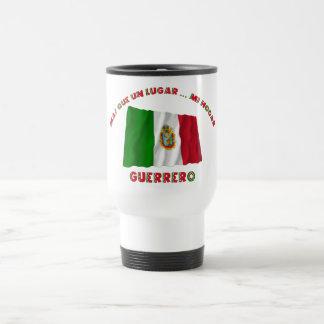 Guerrero - Más Que un Lugar ... Mi Hogar Coffee Mug