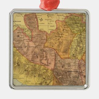 Guerrero Metal Ornament