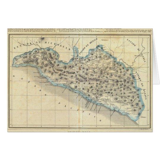 Guerrero, Mexico Card