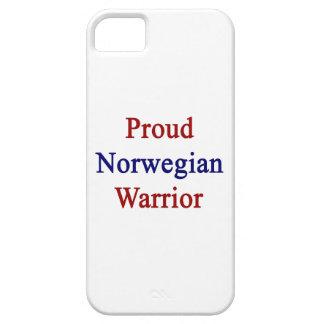 Guerrero noruego orgulloso iPhone 5 coberturas