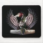 Guerrero para el halcón Ibis de la sabiduría Tapete De Raton