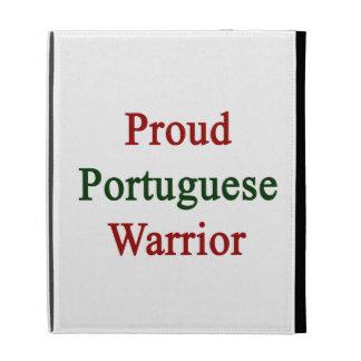 Guerrero portugués orgulloso