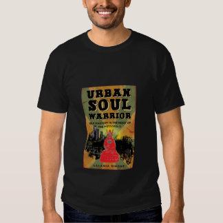 Guerrero urbano del alma para hombre camisas