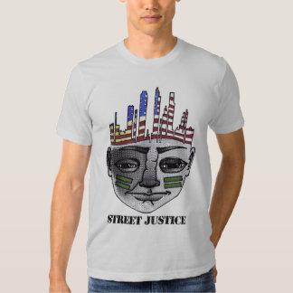 Guerrero urbano por la justicia de la calle polera