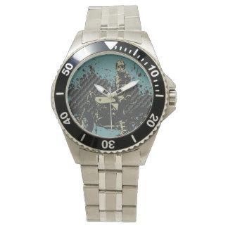 Guerrero urbano relojes