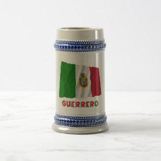 Guerrero Waving Unofficial Flag Coffee Mug