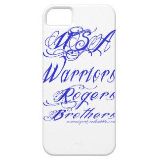 guerreros de los E.E.U.U. de los hermanos de Funda Para iPhone SE/5/5s