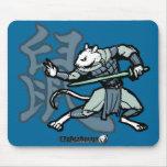 Guerreros del zodiaco: Año de la rata Alfombrilla De Ratones