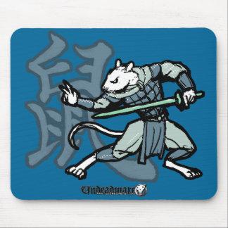 Guerreros del zodiaco: Año de la rata Tapetes De Raton