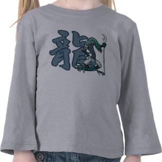 Guerreros del zodiaco: Año del dragón, de los Camiseta