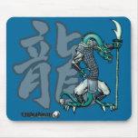 Guerreros del zodiaco: Año del dragón Tapetes De Ratones