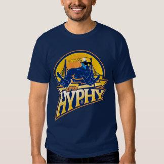 Guerreros estupendos de Hyphy Playeras
