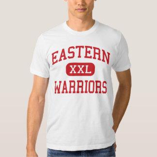 - Guerreros - High School secundaria del este - Playeras