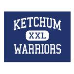 Guerreros Ketchum medio Oklahoma de Ketchum Postal