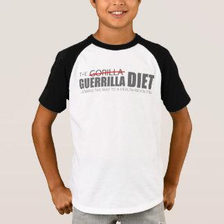 Guerrilla Diet Kids' Short Sleeve T-Shirt