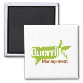 Guerrilla Management Logo 2 Magnet