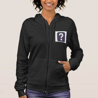 GUESS the GIFT question Symbol Art NVN543 ALL FUN Hoodie
