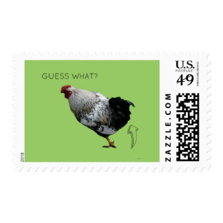 GUESS WHAT CHICKEN BUTT? SAVE THE DATE POSTAGE