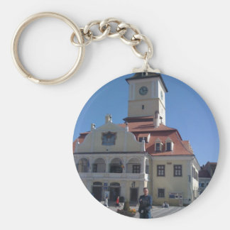 Guess what city is this? key chains