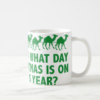 Guess What Day Christmas Is On This Year? Coffee Mug