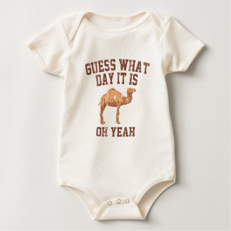 Guess What Day It Is. VINTAGE Baby Bodysuit