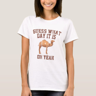 Guess What Day It Is. VINTAGE T-Shirt