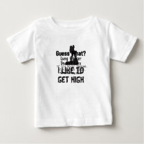 Guess What? Lung Cancer awareness Baby T-Shirt